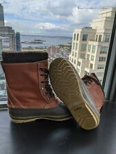 Barely Used LL Bean Snowboots Men's 12