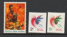 PNG SG162a/64 2c & 5c Coils and ILO MNH. Postage combined