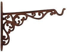 Haken Wandhalterung Blumenampel Landhaus Gusseisen 25 cm Konsole Regal Aufhänger
