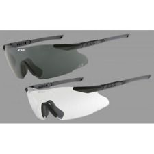 Eye Safety Systems ESS ICE Sunglasses Set 2-Pair (Smoke/Clear Lenses) 740-0003