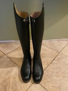 """Cavallo Ladies Dressage Boots """"Stanford"""" size 8, 35, 46, With zippers"""