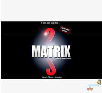 Matrix 2.0 (Gimmick+online instruct) by Mickael Chatelain,Card Magic,Mentalism