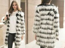 Faux Fur Dry-clean Only Casual Coats & Jackets for Women
