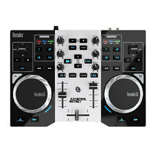 Hercules DJControl Instinct Party Pack DJ Controller with LED Light +Picks