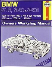 Haynes 3 Series Car Manuals and Literature