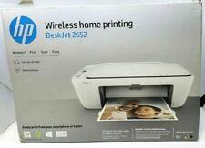 HP DeskJet 2652 All-in-One  Printer, scanner, Fax, Copy - Wireless ™