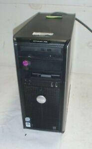 Dell Optiplex 755 Desktop Computer Model: DCSM w Windows Vista Ultimate COA