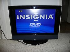 "Insignia NS-LTDVD19 - 19"" LCD TV HDTV w/ built-in DVD player Widescreen"