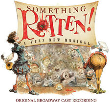 Original Broadway Cast Recording - Something Rotten [New CD]