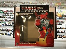 VINTAGE TRANSFORMERS G1 - HASBRO - AUTOBOT SCIENTIST - PERCEPTOR - BOX ONLY