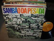 VARIOUS sambao da pesada ( world music ) brazil