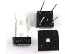 10pcs  10A 1000V Metal Case Bridge Rectifier SEP KBPC1010