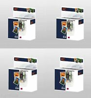 4 Magenta Ink Cartridges for  CLI-521 Canon Pixma iP3600 iP4600 IP4700 MP540