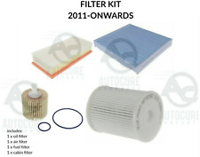 FOR TOYOTA YARIS 1.4 TDI MK1 2001/>11//2005 DIESEL FILTER SERVICE KIT AIR OIL FUEL