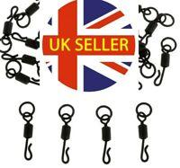 UK size 8 Quick-change swivel with Ring Carp,Barbel,Coarse Fishing Tackle