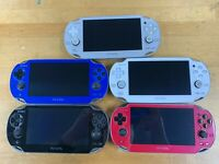 PS Vita PCH-1000 Sony Playstation Console only Various colors【Good】