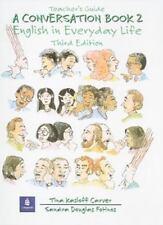 A Conversation Book 2, 3rd Edition, Teacher's Guide