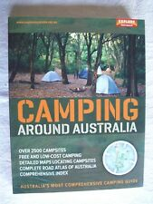 CAMPING AROUND AUSTRALIA (Detailed Maps Inc Parks) LIKE NEW Combine & Save