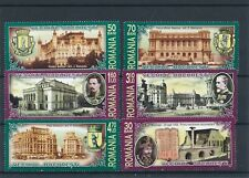 [349062] Romania 2007 good set of stamps very fine Mnh