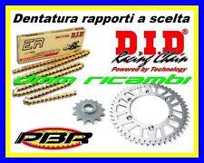 Kit Trasmissione Racing HONDA CRF 450 R 03>04 catena DID ERT2 PBR 2003 2004