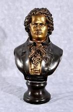 Bronze BUSTE BEETHOVEN compositeur musique allemande Roman statue
