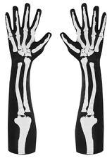 Gants squelette 50 cm Neuf-Accessoires Accessoire Carnaval