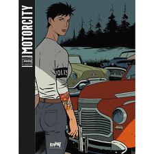 P. Berthet & S. Runberg – Motorcity – Tirage de tête Khani éditions