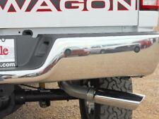 "Dodge Ram 1500 2500 3500 2002-2013 4"" Chrome stainless steel exhaust Tip Mopar"