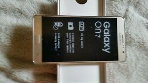 Boxed 4G Dual SIM Samsung Galaxy J7 SM-J700 16GB Android Smart Phone Unlock UK u