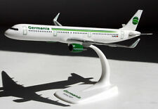 Germania Airbus A321-100 1:200 Herpa SnapFit 611879 Flugzeugmodell A321