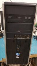 HP Compaq dc7900 2.66GHz Core 2 4GB Ram 250GB HDD DVDRW computer win7 Pro 64bit