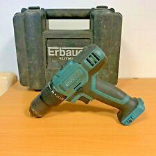 ERI603COM Erbauer Drill Driver *BODY ONLY*