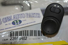 2003-2007 Saturn Ion Side View Mirror Control Switch Button new OEM 22664402