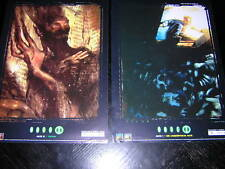 2 X-FILES PROMOTIONAL POSTERS - LIMITED NUMBERED EDITIONS