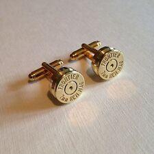 Bullet head 7mm Magnum cufflinks - shooting hunting rifle wedding ideal gift!!!!