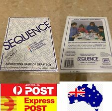 Sequence Board Game, Fun Family Board Game, AU Stock, Fast Delivery