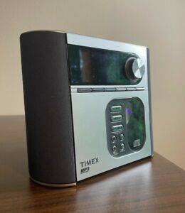 Fall asleep to Nature Sounds! TIMEX T617S CD Clock Radio AM/FM with alarm backup