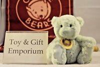 SPECIAL OFFER! Charlie Bears Green Travel Buddy SHACKLETON (Brand New Stock!)