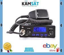 CB MOBILE Radio TTI TCB-550N MULTI STANDARD AM FM AUTO SEQUELCH 40 Channels 4w
