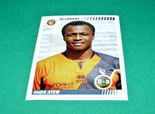 N°202 ANDRE AYEW FC LORIENT MOUSTOIR MERLU PANINI FOOT 2009 FOOTBALL 2008-2009