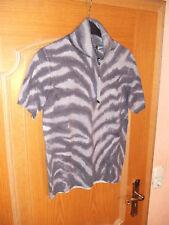 Pullover NICE CONNECTION Kaschmir grau gemustert Gr. 44 *neu* NP 199,00