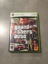 GRAND THEFT AUTO 4  FR  - XBOX 360 - PAL - complet