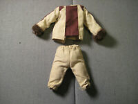 Vintage Mego Planet of the Apes Original POTA Dr Zaius Uniform Shirt and Pants