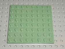 LEGO HARRY POTTER SandGreen plate 8x8 ref 41539 / Set  4723 Diagon Alley Shop