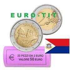 2  EURO  SAINT  MARIN  2019   NORMALE     NEUVE    RARE   NOUVEAU     disponible