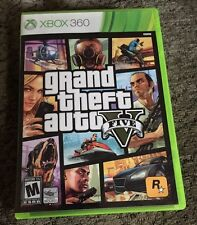 Xbox 360 Grand Theft Auto V GTA 5 with Map