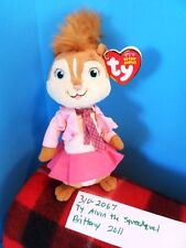 """Ty Alvin and the Chipmunks""""Brittany"""" 2011(310-2067)"""