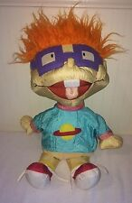 "Chuckie Rugrats Large 22"" Plush Stuffed Toy Doll Vintage"