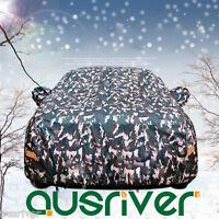 New Waterproof Car Cover Camouflage Door Zipper for Mitsubishi Pajero ASX Lancer