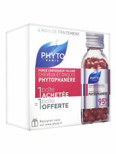 PHYTO PHYTOPHANÈRE Hair and Nails Dietary Supplement - (240) Capsules